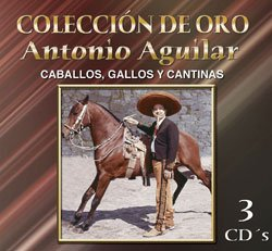 Coleccion De Oro : Caballos Gallos y Cantinas 3CDs [Box set]