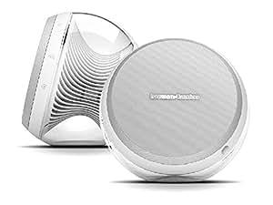 Harman Kardon NOVA WHT High-Performance Wireless Stereo Speaker System (White)