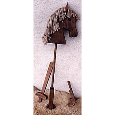Woodworking Project Paper Plan to Build Hobby Horse