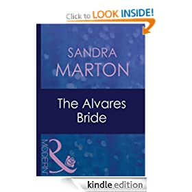 The Alvares Bride (Mills & Boon Modern) (The Barons - Book 10)
