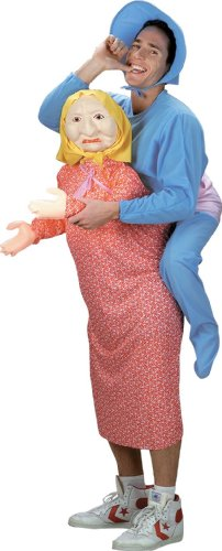 But M (Best Mom And Baby Costumes)