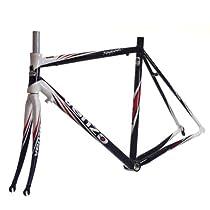 Venzo Road Bike Bicycle Racing 700c Alloy Frame 58cm