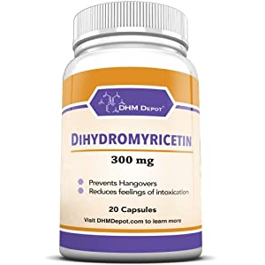Dihydromyricetin (Hovenia Dulcis Extract) Scientifically Proven to Prevent Hangovers (Naturally Obtained from the Oriental Raisin Tree) Coupons Promo Codes Discounts 2013 images