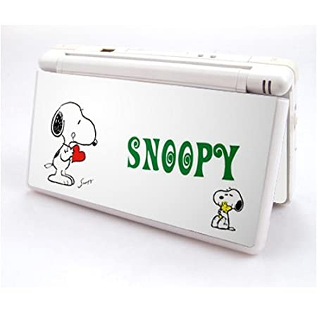 SNOOPY Decorative Protector Skin Decal Sticker for Nintendo DS Lite