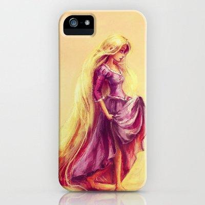 Society6/ソサエティシックス iphone5 ケース ラプンツェル/ディズニー