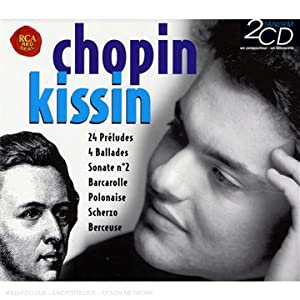 Coffret 2 CD : Chopin Par Kissin