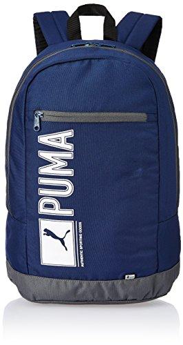 Puma Pioneer Backpack I Borsa, Blu, Taglia Unica