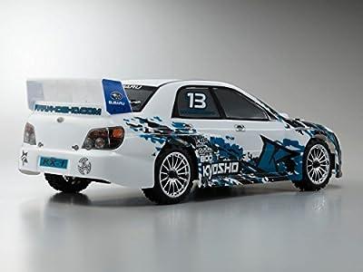 Kyosho FAZER VE-X 2006 Subaru Impreza Car