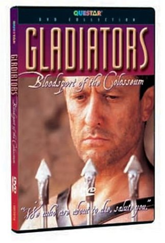 Gladiators - Bloodsport of the Colosseum [DVD]