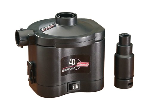 Coleman 4D Universal Quick Pump