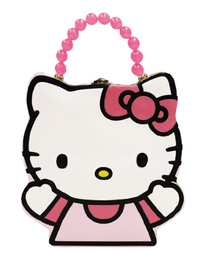 The Tin Box Company Hello Kitty Carry All Tin, Large - 1
