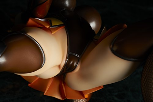 対魔忍ムラサキ -くノ一傀儡奴隷に堕つ- 井河さくら 1/7スケールPVC完成塗装済フィギュア