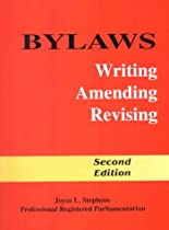 Hot Sale Bylaws: Writing Amending Revising