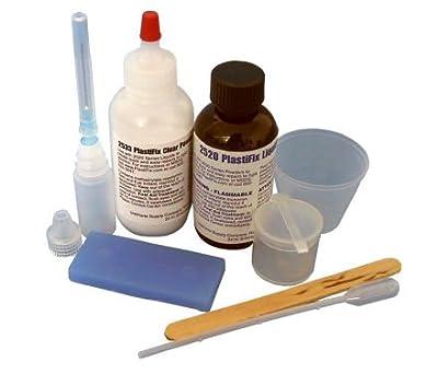 PlastiFix Kit (Clear)