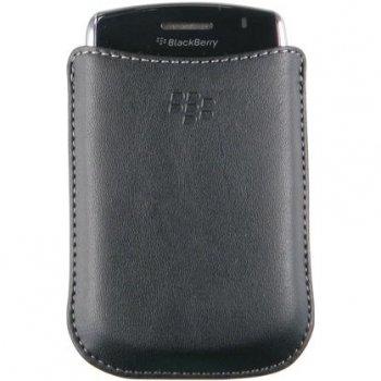 BlackBerry Curve/Bold Series Pocket Case (Black) by Rim