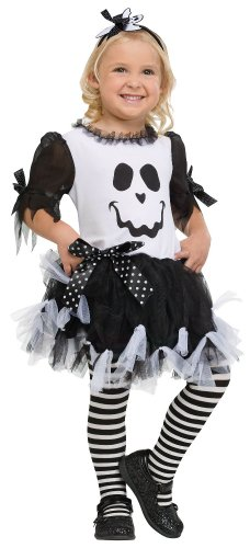 Cookie Spookie Ghost Toddler Girls Costumes