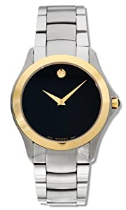 Movado Gents Watches Military 0605871