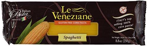 Le Veneziane - Italian Spaghetti [Gluten-Free], (4)- 8.8 oz. Pkgs (La Veneziane Pasta compare prices)