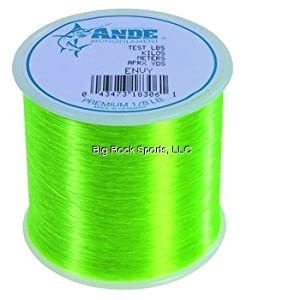 Ande a18 8ge premium monofilament fishing line 1 8 pound for Ande fishing line
