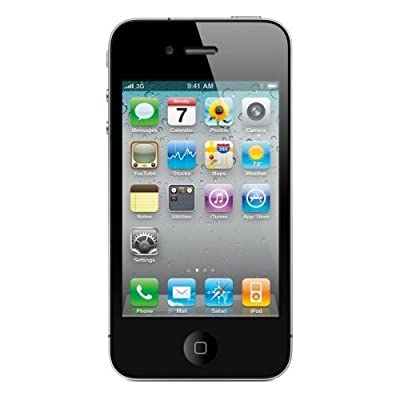 Apple iPhone 4S (Black, 8 GB)