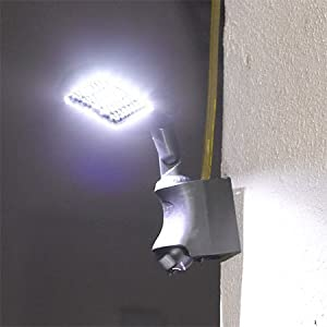 Solar Security Floodlight
