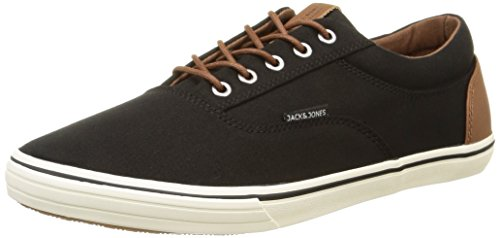 Jack & JonesVision - Sneaker Uomo , Grigio (Gris (Anthracite)), 42
