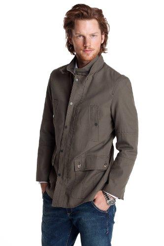 ESPRIT A33161 Men's Jacket Wooden Khaki Small