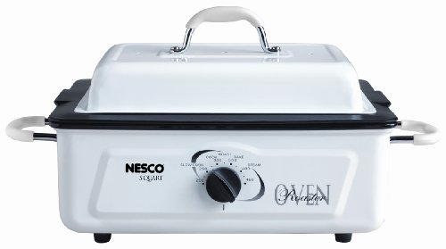 Nesco 4805-14 Electric 5-Quart Roaster Oven