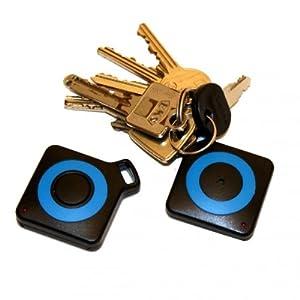 SmartFinder Single Key Finder Locator - Never Lose Your Keys, Wallet, Remote Control Again!