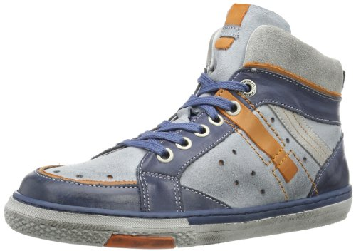 Primigi BENGY-E, Sneaker bambini, Blu (Blau (AZZURRO/DENIM)), 36