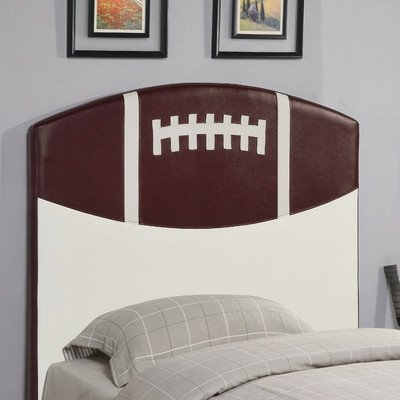 Coaster Home Furnishings Casual Twin Headboard, White And Brown front-820251