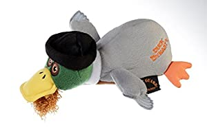 Duck Dynasty DD800007 Jase Duck with Chew Guard Technology Tough Plush