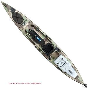 Ocean Kayak Trident Ultra 4.7 Angler Sit-on-Top Fishing Kayak by Ocean Kayak