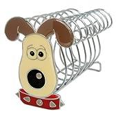 ウォレス&グルミット グルミット トースターラック Wallace&Gromit