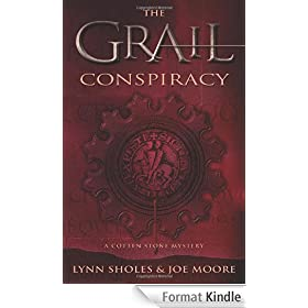 The Grail Conspiracy  (A Cotten Stone Mystery)
