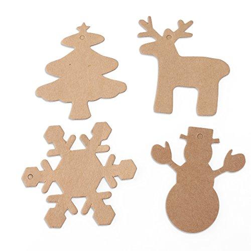 tinksky-gratin-de-noel-cadeau-colis-tags-xmas-tree-snowflake-deer-bonhomme-de-neige-etiquette-en-pap