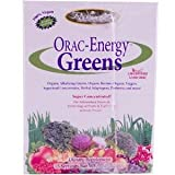 41S78ecWoAL. SL160  Paradise Herbs & Essentials   Orac Energy Greens, 15 packets