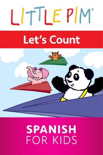 Little Pim: Let's Count! - Spanish for Kids