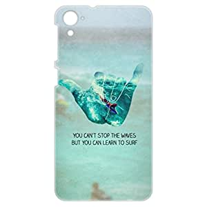 a AND b Designer Printed Mobile Back Cover / Back Case For HTC Desire 826 (HTC_826_3D_3065)
