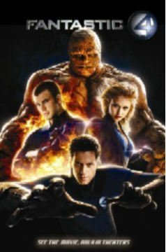 Image for Fantastic Four : The Movie