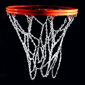 Buy CSI Standard Chain Basketball Net with S-Hooks by CSI Cannon Sports