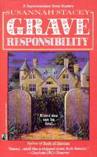 Image for Grave Responsibility : A Superintendent Bone Mystery