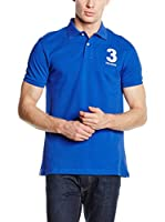 Hackett London Polo (Azul Royal)