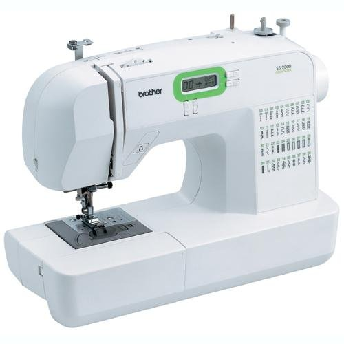 Brother(R) ES-2000 Computerized Sewing Machine