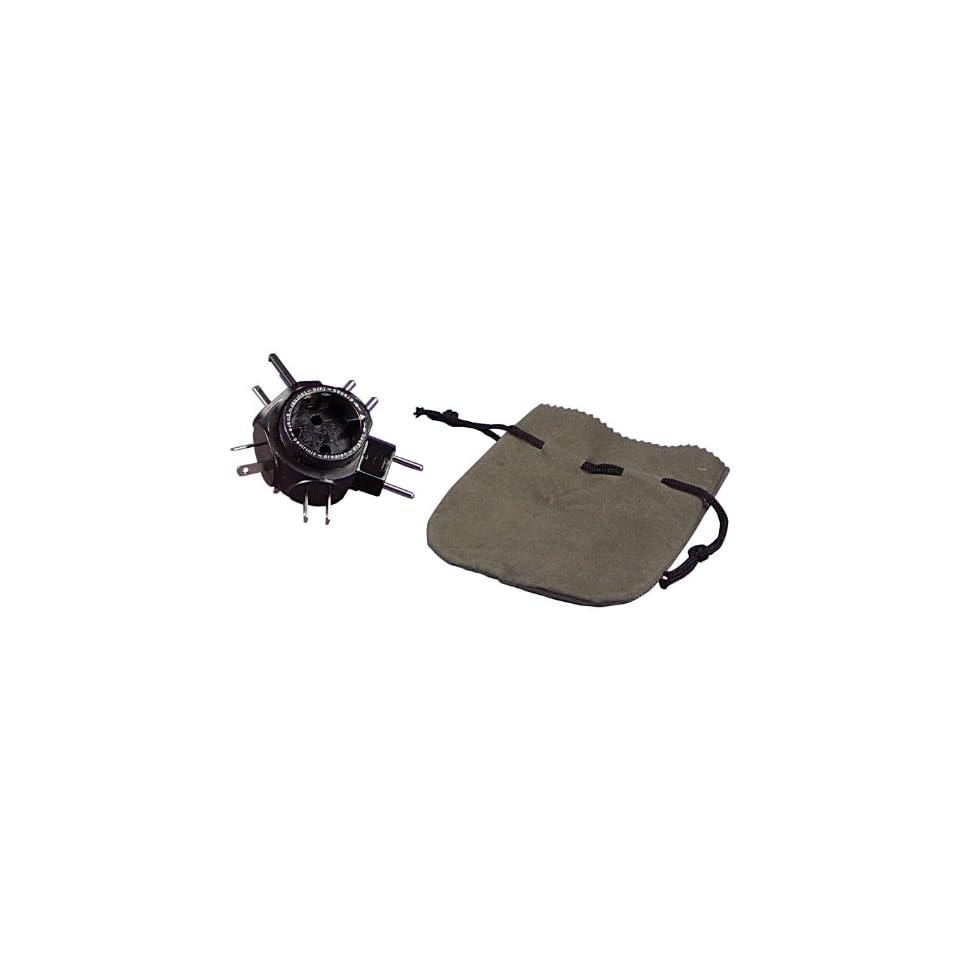 Kopp TRAVEL-STAR Reise-Stecker Adapter Universal 172201018