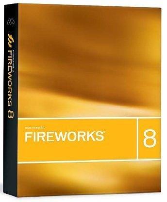 Macromedia Fireworks 8 Win/Mac [Old Version]
