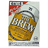 【大人気商品】ザ・ブリュー 500ml×24缶入り【第3のビール】
