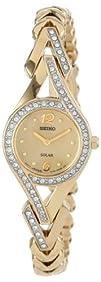 Seiko Womens SUP176 Jewelry-Solar Classic Watch