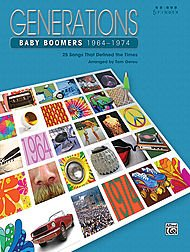 Generations -- Baby Boomers (1964--1974), Book 2 back-82834