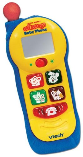 Vtech - V.Smile Soft Songs Baby Phone